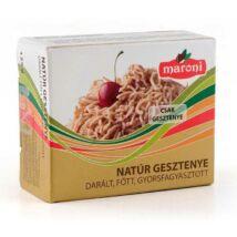 Maroni Natúr gesztenye 125g (fagyasztott termék)