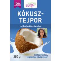 Szafi Fitt Kókusztejpor (gluténmentes, tejmentes, vegán, paleo) 250g