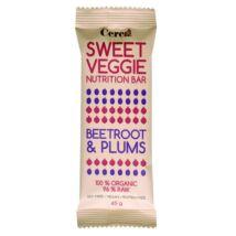 Sweetveggie nyers vegán gluténmentes szelet cékla-szilva (paleo) 45g