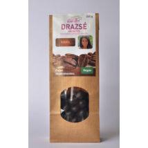 Szafi Fitt Eritrites kávés drazsé (gluténmentes, tejmentes, vegán, paleo) 200g