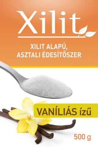 FM Vaníliás ízű xilit 500g