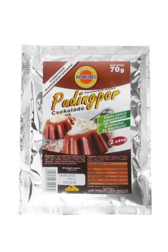 Dia-Wellness Csokis hideg puding 70 g