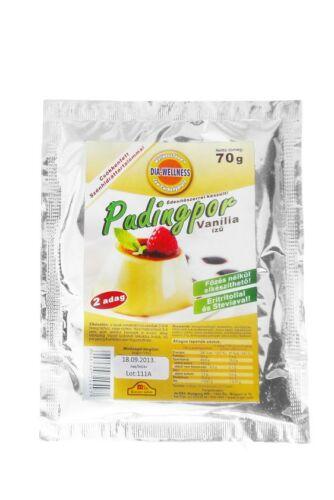 Dia-Wellness Vaníliás hideg puding 70 g