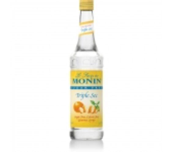 Monin Cukormentes Triple Sec szirup 1 l