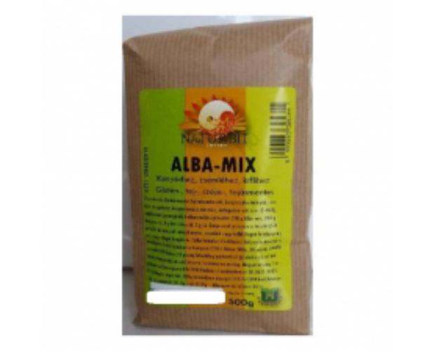 Naturbit Gluténmentes Alba-mix Kenyér liszt 500g