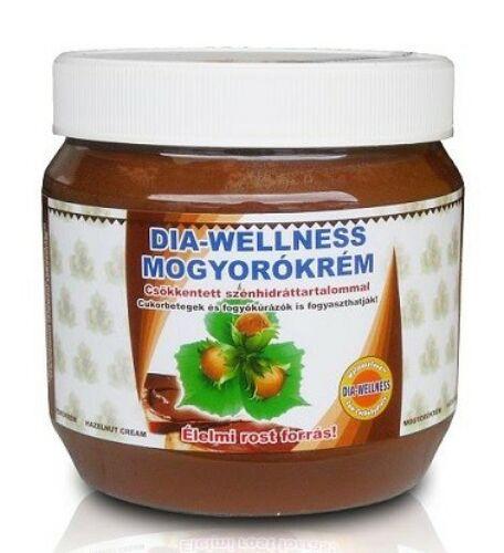Dia-Wellness Mogyorókrém 1 kg.