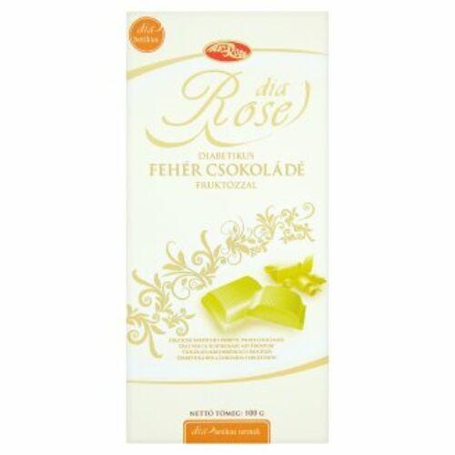 Microse fruktózos fehér csokoládé 100 g
