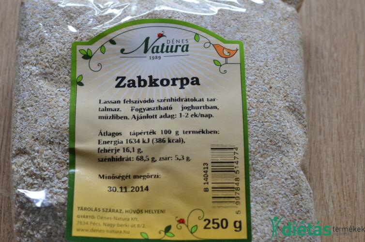 Dénes-Natura Zabkorpa 250g