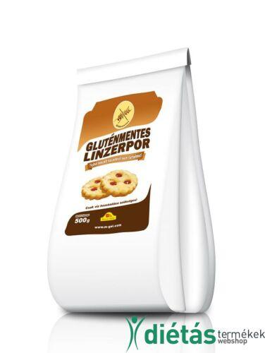 DW Gluténmentes Linzerkeverék 500 g