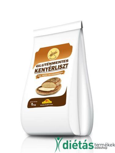 Dia-Wellness Gluténmentes Kenyérliszt 1 kg