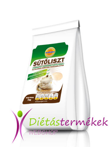Dia-Wellness Sütőliszt 1 kg