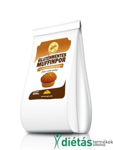Dia-Wellness Gluténmentes Muffinmix 500 g