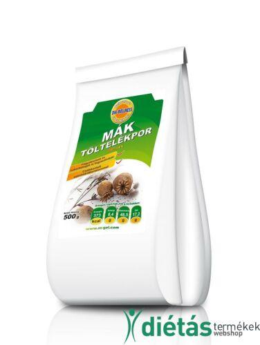 Dia-Wellness Mák töltelék 40% 500 g