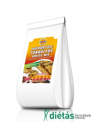 Dia-Wellness Joghurtos-Tönkölyös omlós mix 500g