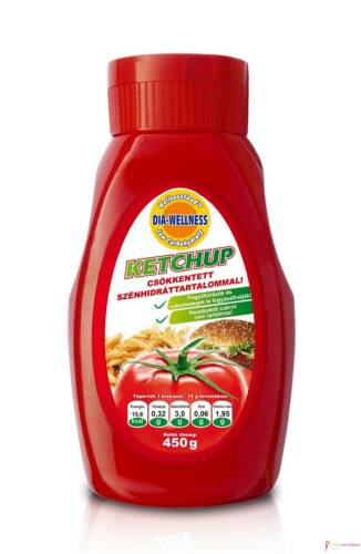 Dia-Wellness Ketchup 0,45 kg