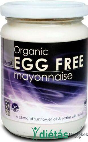 Bio Plamin gluténmentes, tejmentes, tojásmentes VEGÁN majonéz 315g