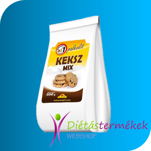 Dia-Wellness paleolit keksz mix 500 g