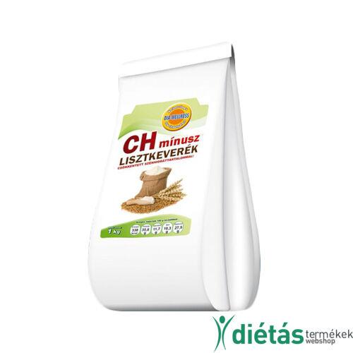 Dia-Wellness CH Mínusz lisztkeverék (Világos) 5 KG