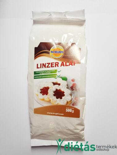 Dia-Wellness Linzerpor 500 g