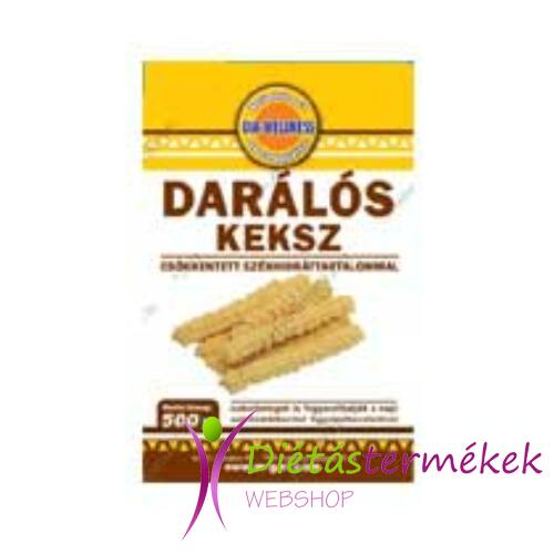 Dia-Wellness Darálós Keksz Keverék 500 g