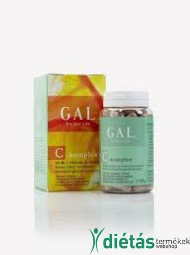 GAL C-Komplex étrend-kiegészítő kapszula 90 db