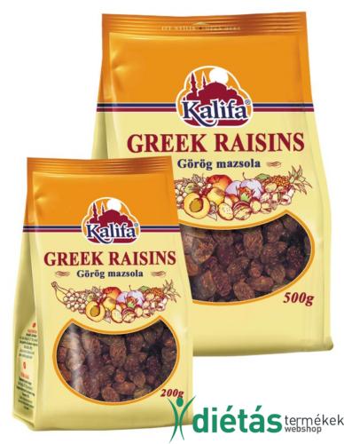 Kalifa görög csemege mazsola 200 g