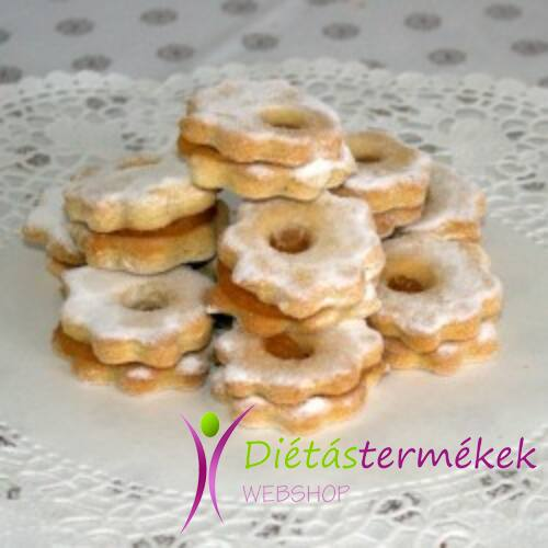 Mester gluténmentes vegán linzer sütemény (tejmentes) 150g