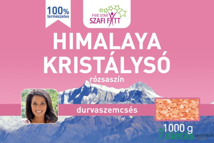 Szafi Reform Himalaya kristálysó, rózsaszín, durvaszemcsés 1000g