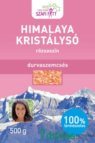 Szafi Reform Himalaya kristálysó, rózsaszín, durvaszemcsés 500 g