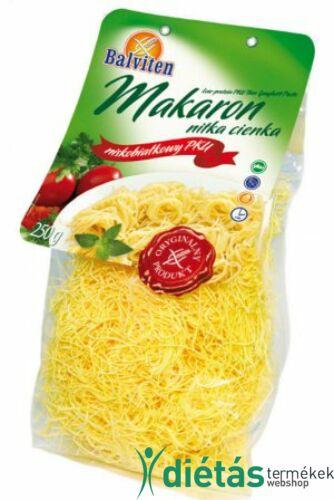 Balviten PKU vékony cérnametélt (gluténmentes, tejmentes, tojásmentes) 250 g