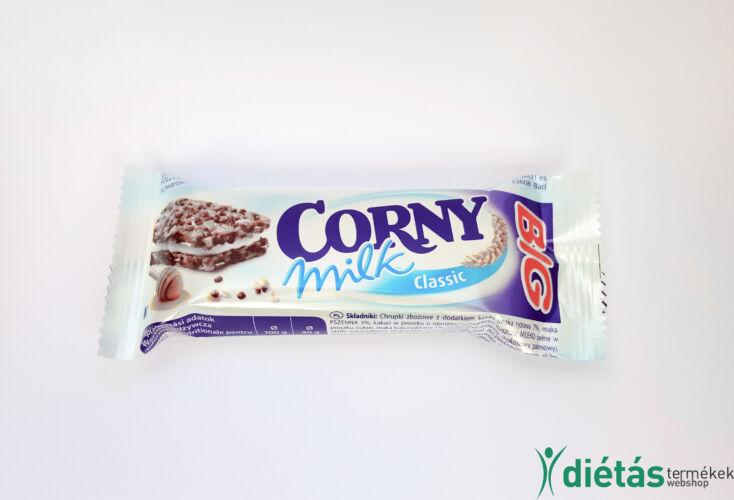Corny müzliszelet tejkrémmel töltve 40g