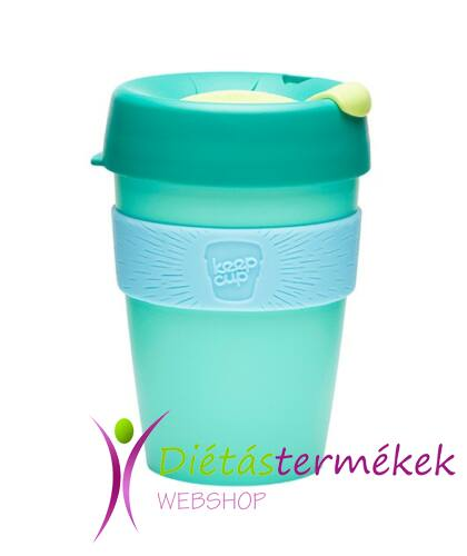 KeepCup To Go Pohár & Shaker CUCUMBER 454 ml