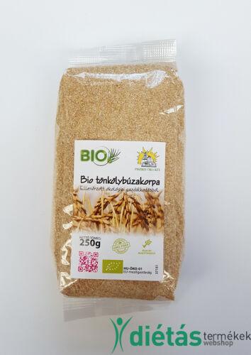 Piszkei Bio tönkölybúzakorpa 250 g