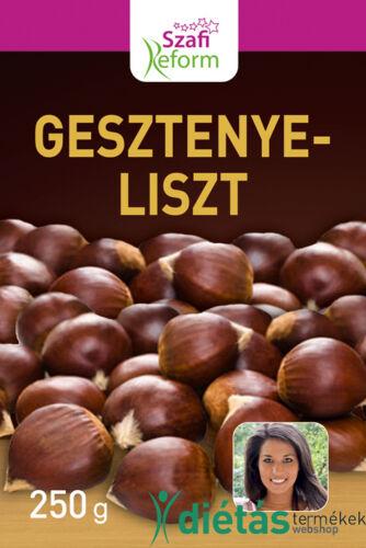 Szafi Reform Gesztenyeliszt (gluténmentes) 250 g