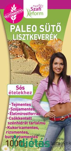 Szafi Reform Paleo sütőliszt (gluténmentes) 1 kg