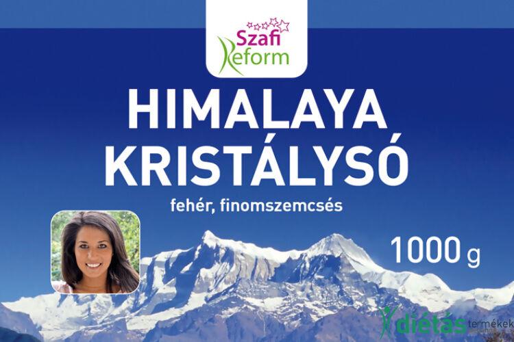 Szafi Reform Himalaya kristálysó, fehér, finomszemcsés 1000g