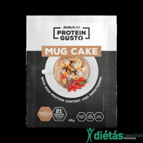Biotech Mug cake 45 g vanília