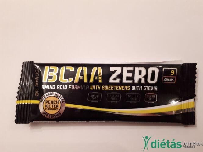 BCAA Flash ZERO 9g barackos ice tea