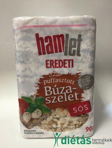Hamlet puffasztott búza sós 100g