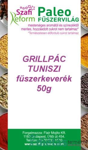 Szafi Reform Paleo Grillpác tuniszi fűszerkeverék 50g
