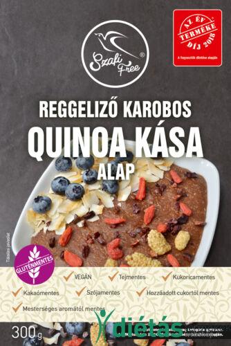 Szafi Free Reggeliző Quinoa kása alap 300 g (Gluténmentes, tejmentes, tojásmentes)