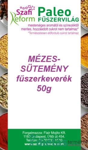 Szafi Reform Paleo Mézessütemény fűszerkeverék 50g