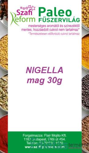 Szafi Reform Paleo Nigella mag 30g