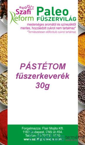 Szafi Reform Paleo Pástétom fűszerkeverék 30g