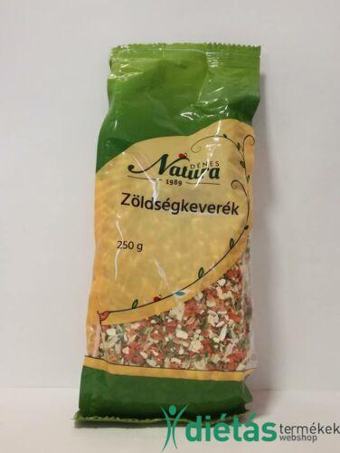 Dénes-Natura Zöldségkeverék 250 g