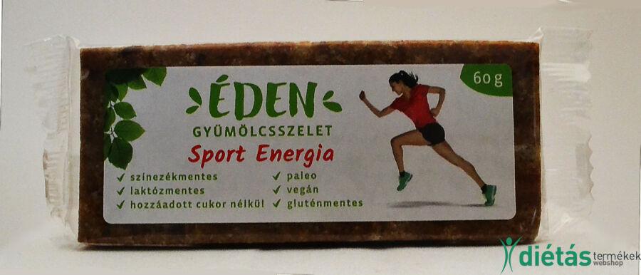 ÉDENSZELET - sport energia 60 g