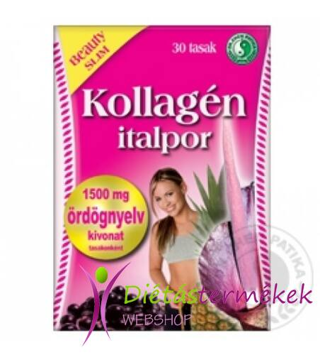 Dr. Chen Beauty Slim Kollagén rostos italpor 30db