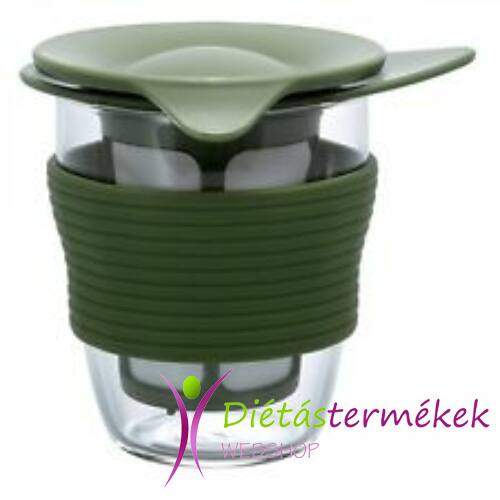Hario Kézi Tea Készítő Oliva Zöld 200 ml