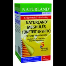 Naturland meghűlést enyhítő tea 20 filteres