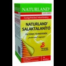 Naturland salaktalanító tea 25 filteres